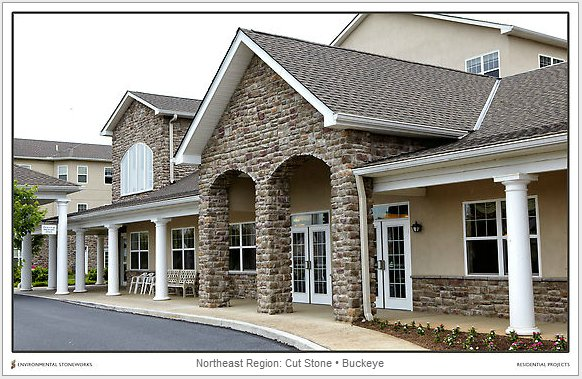 Image gallery service group construction Mortarless stone siding