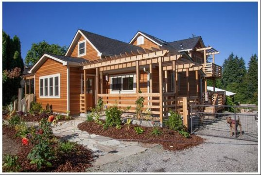 Service Group Construction Delux Cedar Siding
